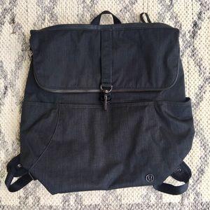 LIKE New LULULEMON Backpack / Bookbag